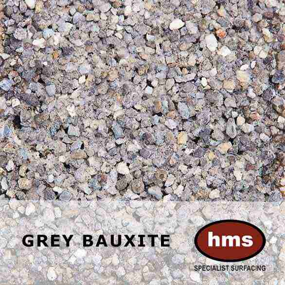 Grey Bauxite - Resin Bonded Sample