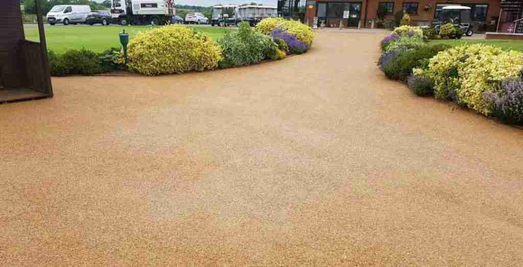 Kilworth Springs - Resin Bonded Aggregate