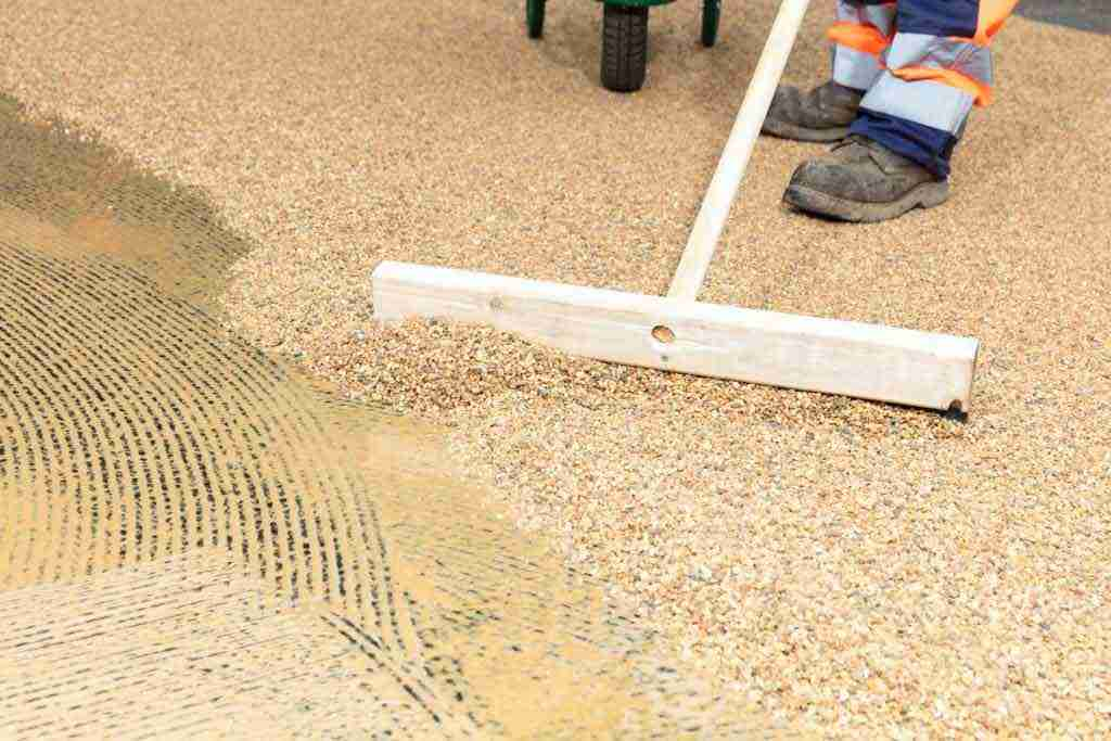 Resin Bonded Surfacing Installation