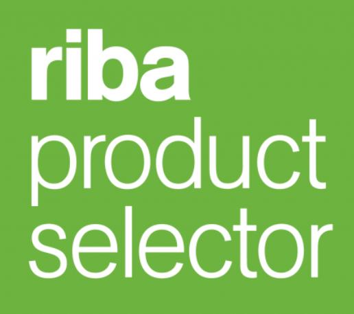 RIBA product selector logo