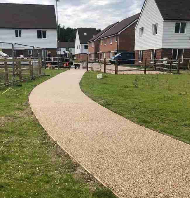New Housing Development - Taylor Wimpey Guildford