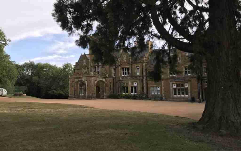 Resin Bonded Gravel - The Grange Therapeutic School, Knossington