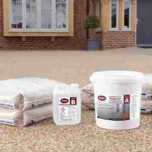 Decra-Set UVR Tree Pit Trade Kit – Including Aggregate