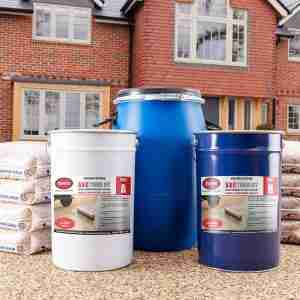 Decra-Stone Resin Bonded Surfacing ABC Large Trade Kit with Aggregate