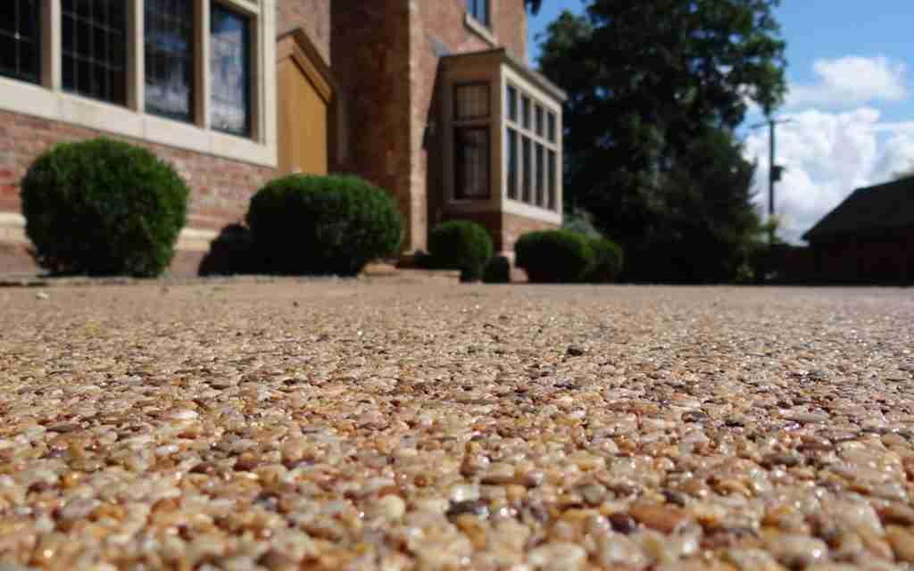 Luxury Home Renovation - Resin Bound & Bonded Paving