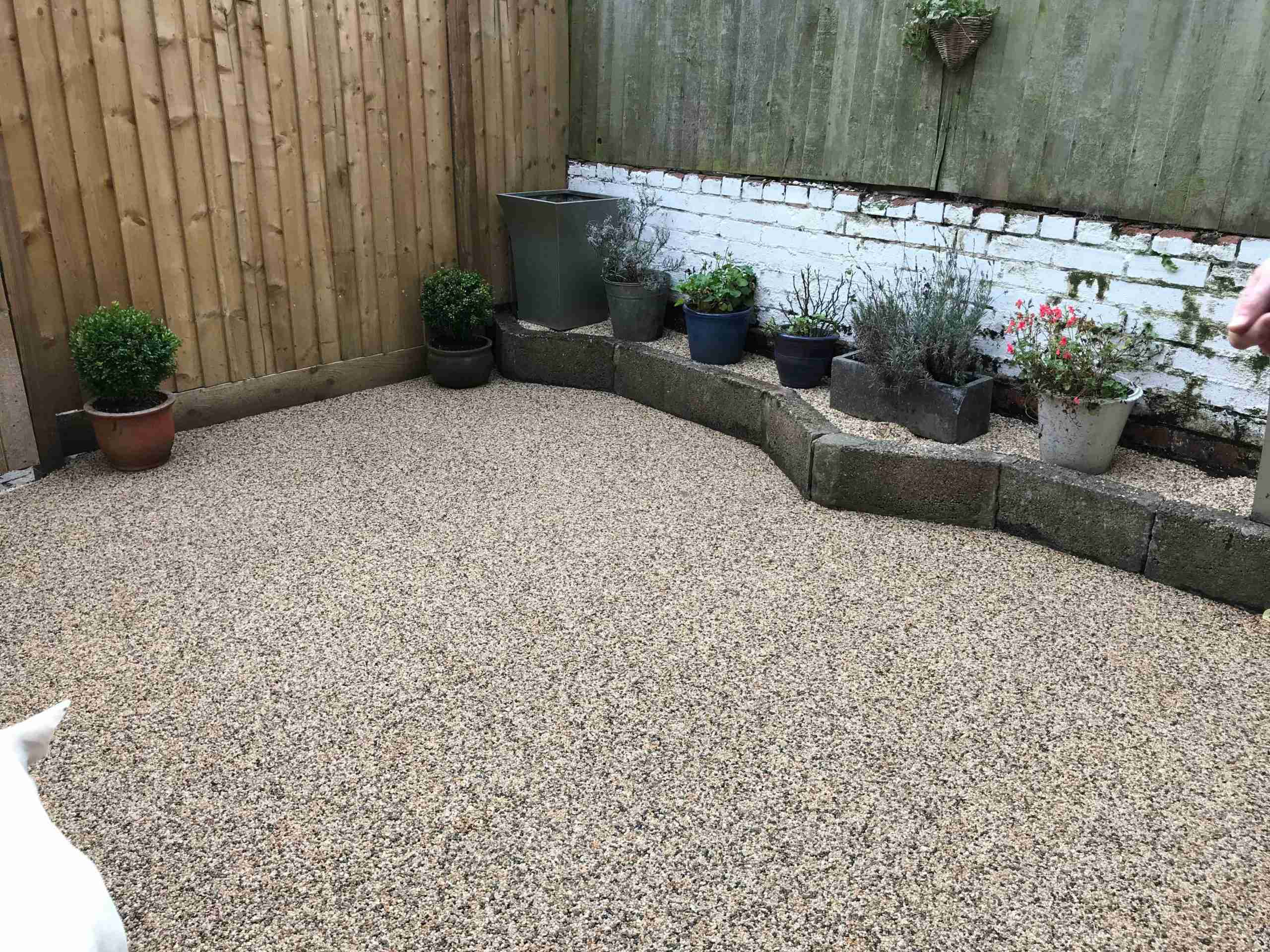 Decra®Set Resin Bound Patio & Courtyard - Private Property, Lutterworth