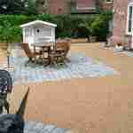 Keeping gardens safe with resin surfacing