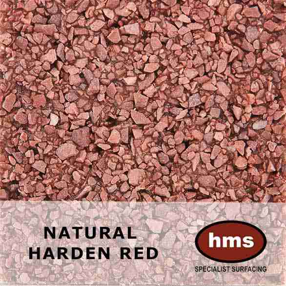 Natural Harden Red