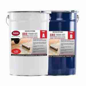 Decra-Stone 40kg ABC Large Trade Kit – Resin Only